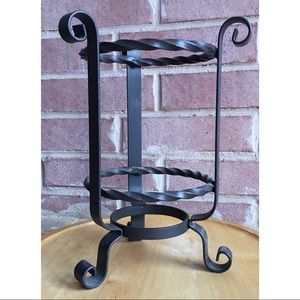 Southern Living Home Wrought Iron Candle  Holder